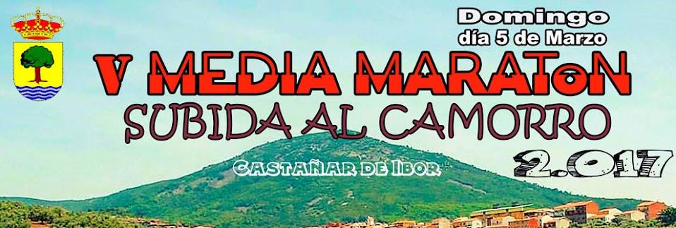 V MEDIA MARATON SUBIDA AL CAMORRO