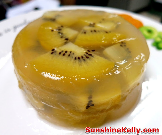 Life is Great, Zespri Green Kiwifruit, Zespri Daily Scoop Amazing Challenge, zespri konnyaku jelly, zespri kiwifruit recipe