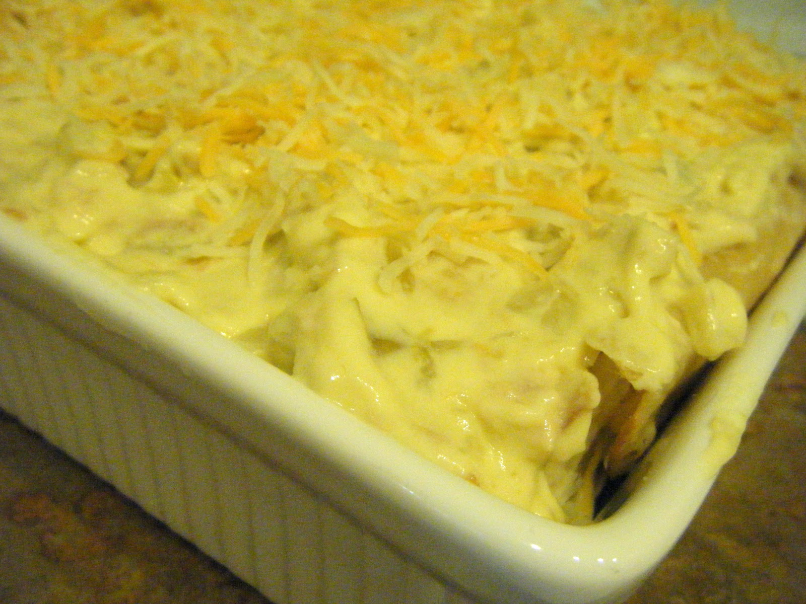 You Seriously Made That!?: EASY Chicken Sour Cream Enchiladas