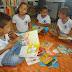 [leia] Secretaria de Educação realiza roda de leitura na Biblioteca no Centro Municipal de Ensino Rural.
