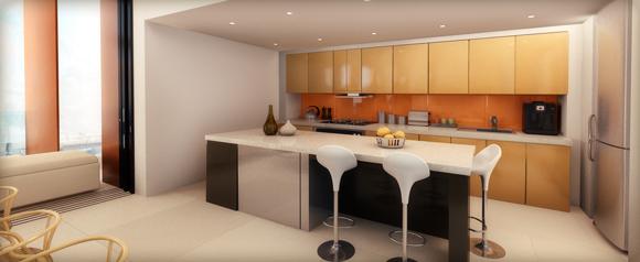 Hogares frescos 25 hermosos dise os interiores para tu for Decoradores de casas interiores