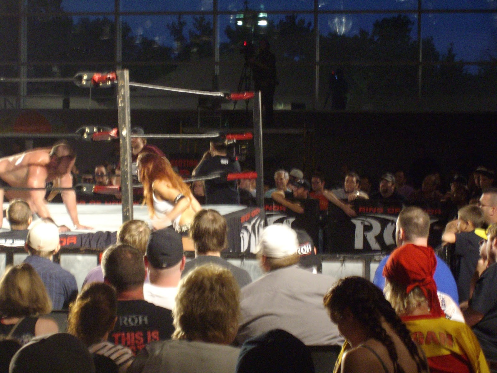 Ring Of Honor Dearborn
