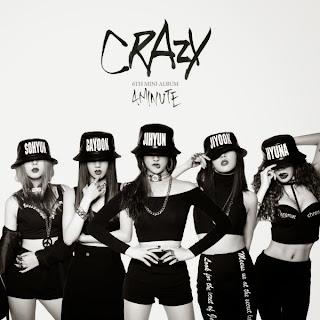Lirik Lagu 4Minute Crazy (미쳐) Lyrics