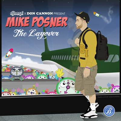 mikeposner Download   Mike Posner   The Layover (2012)