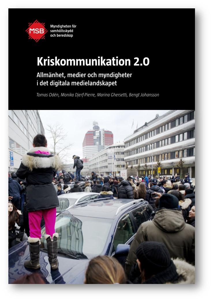Kriskommunikation 2.0