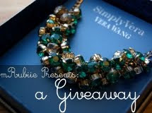 Simply Vera VERA WANG Giveaway