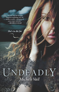 Undeadly Michele Vail book cover