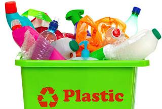 Reciclando plástico