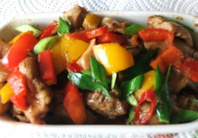 Ayam Paprika