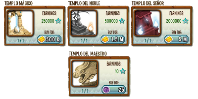 templos de dragon city amigos para dragon city