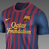 FC Barcelona Nike Jersey 2011-2012 Home Kit