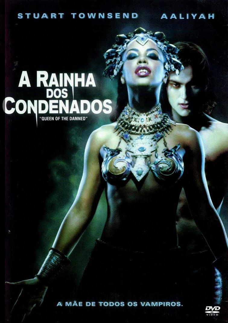 A Rainha dos Condenados – Dublado (2002)