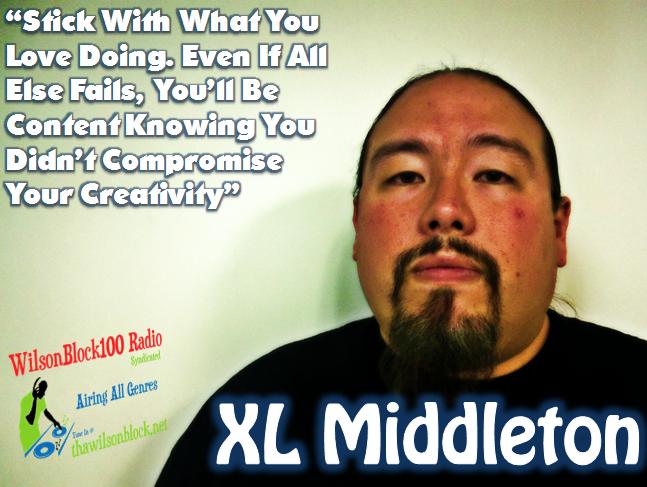 XL Middleton Interview
