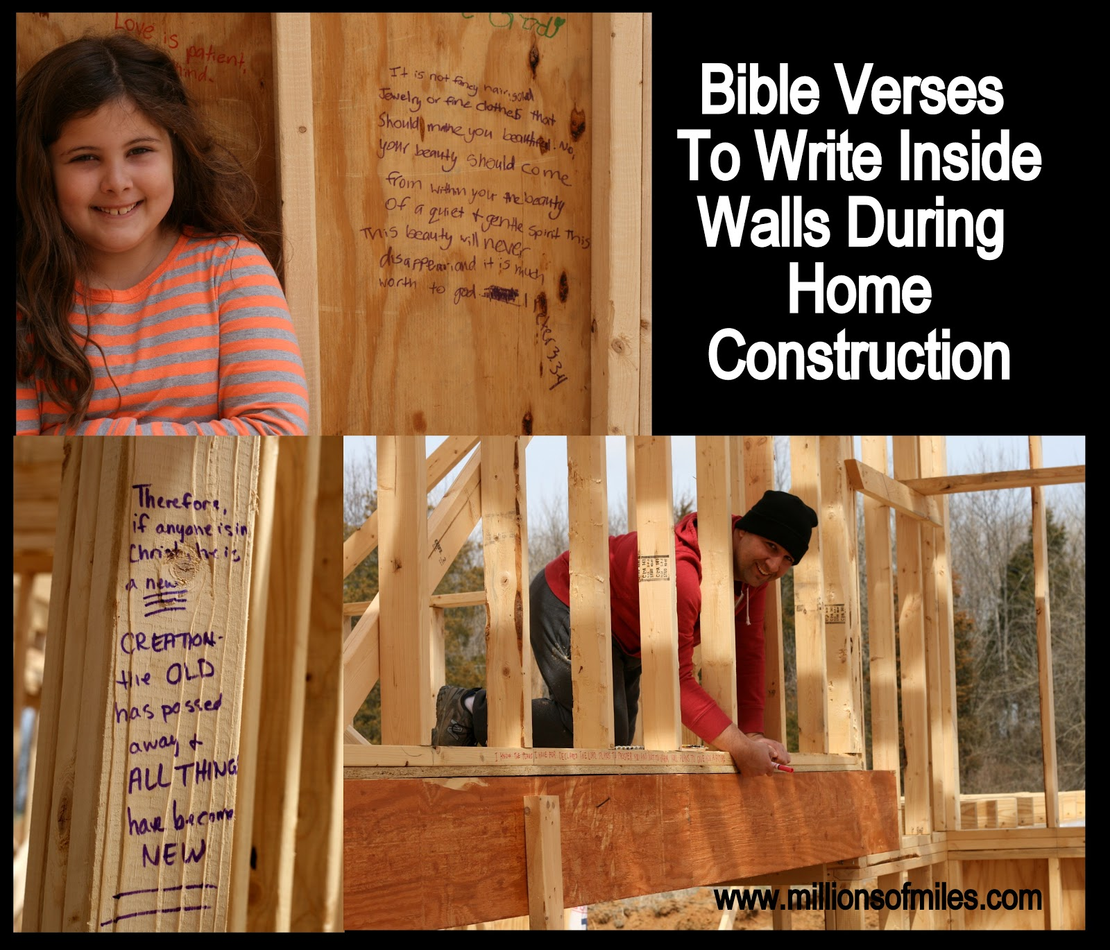 Bible Verses For Building A New House