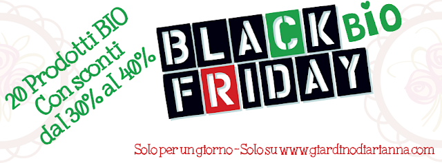 Sconti e promo Black Friday