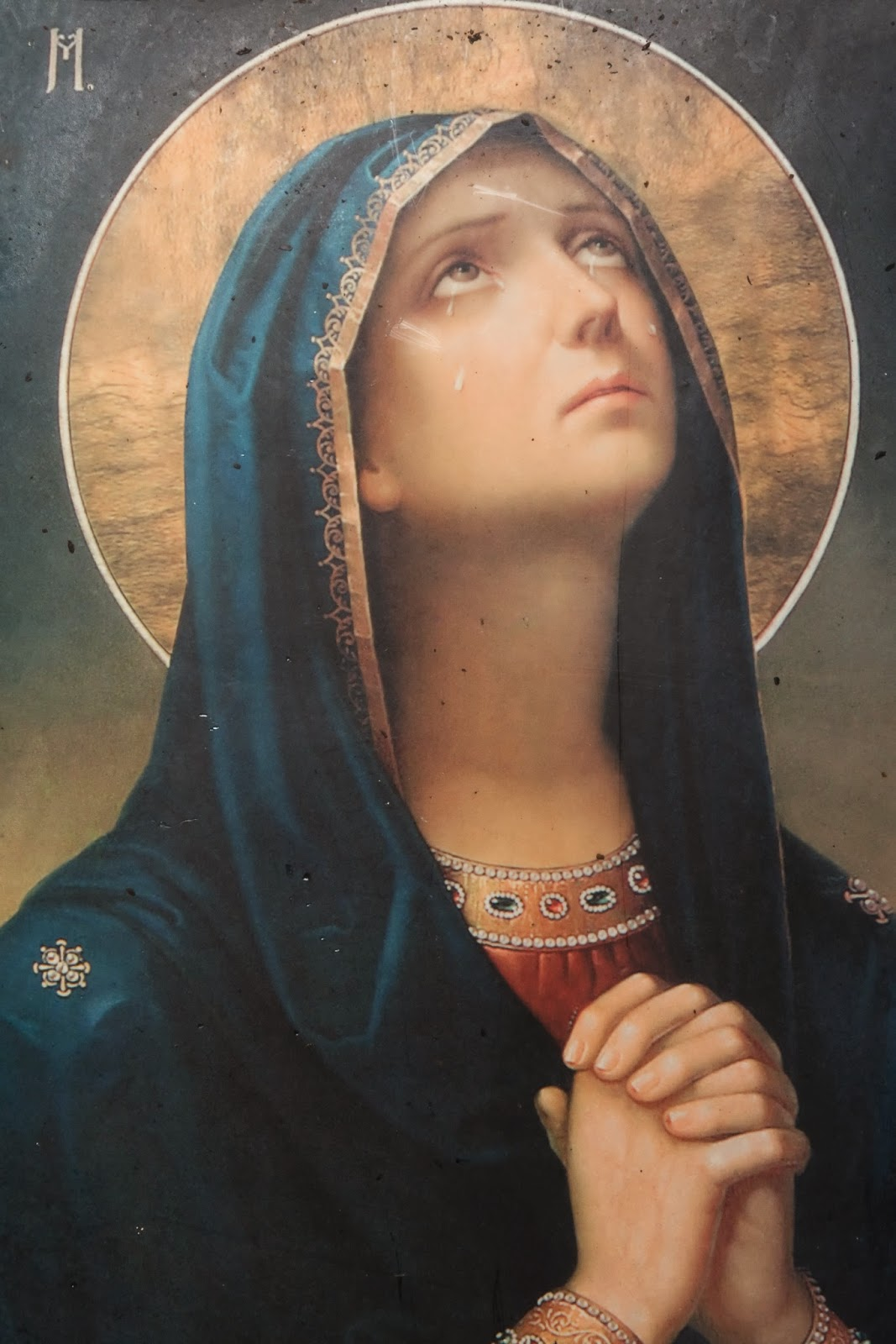 blessed virgin mary - photo #22