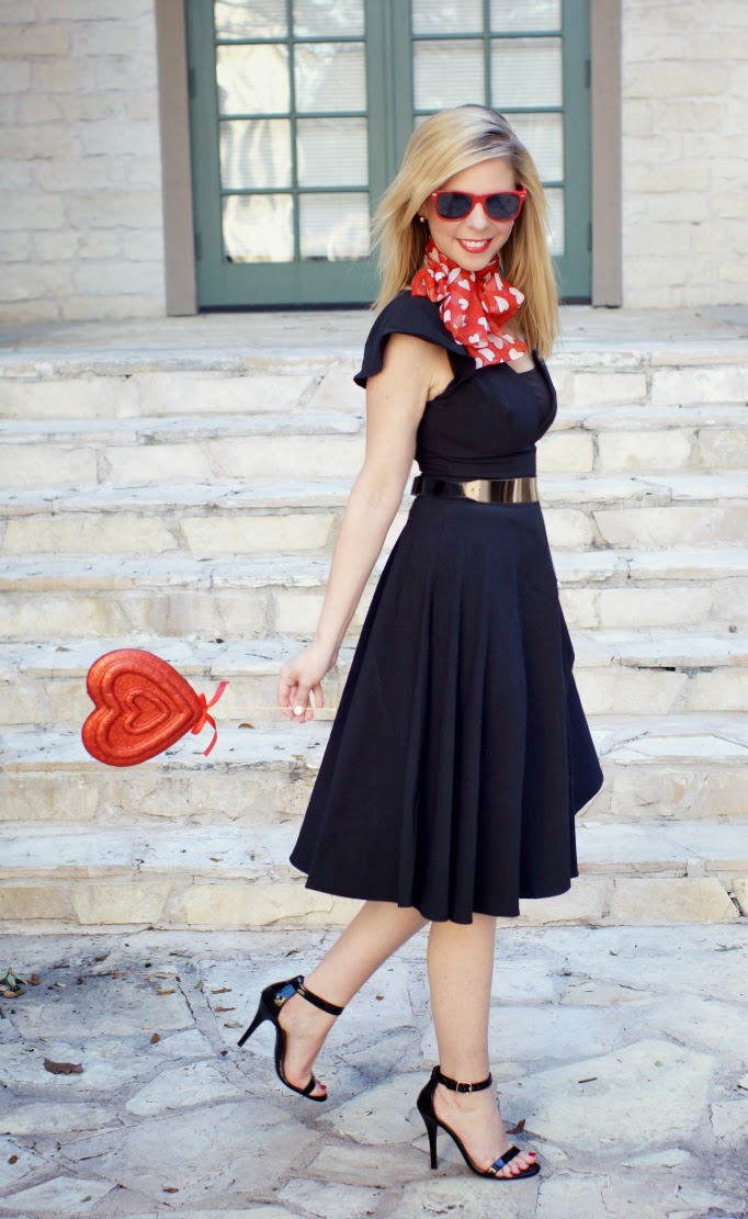 Valentines Day OUtfit Inspiration Idea