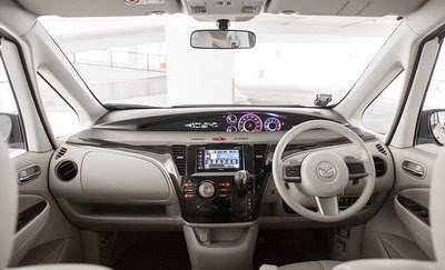 Interior New Mazda Biante