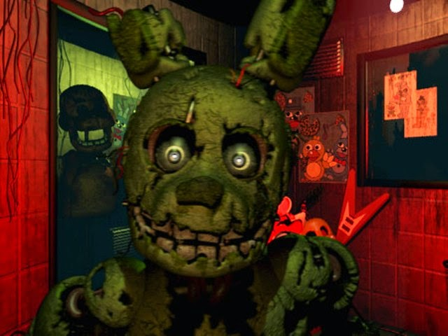 Five Nights at Freddy's 3 PC Games Screenshots