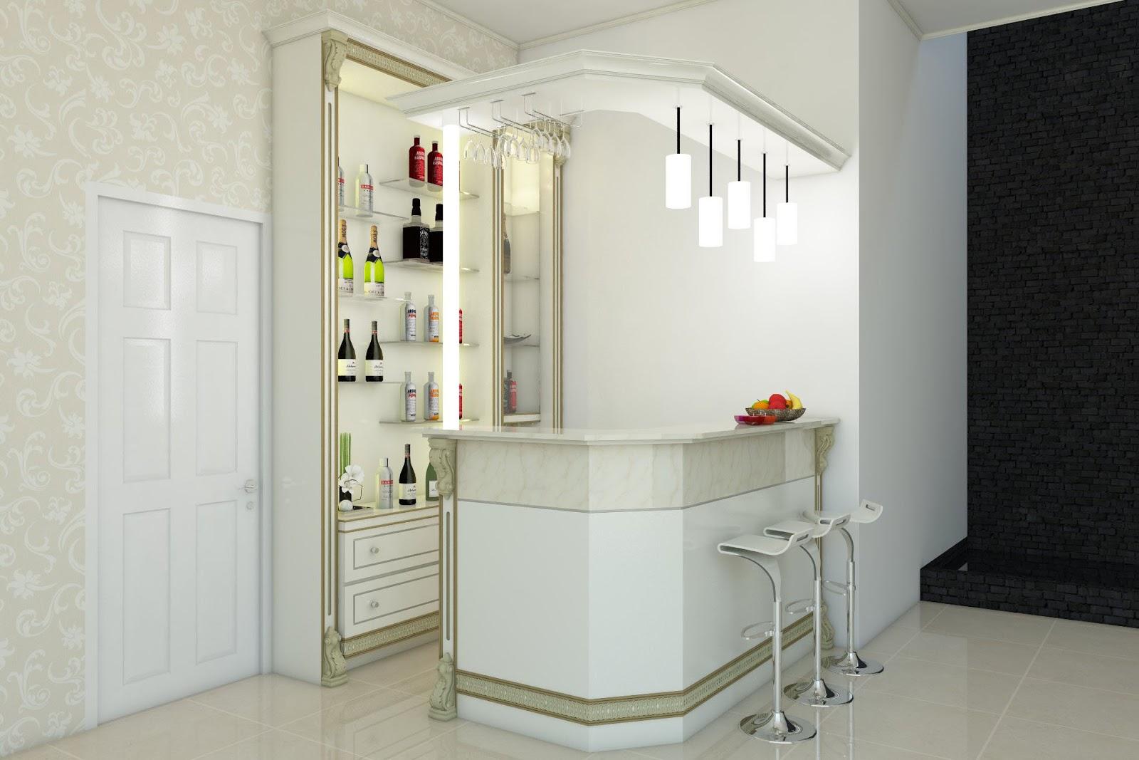 Modern Classic Living Room   SAY arsitek