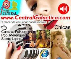 RADIO CENTRAL GALACTICA