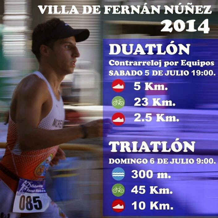 DUATLON Y TRIATLON