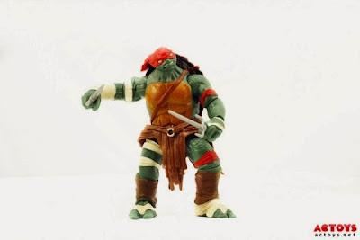TMNT reboot Raphael bandanna design