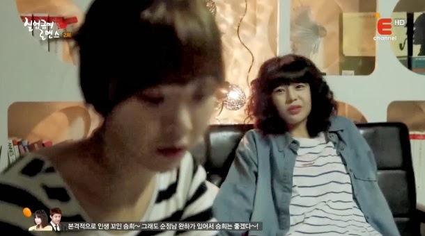 seung hee pulang ke rumah sun joo mengingatkannya pada biaya