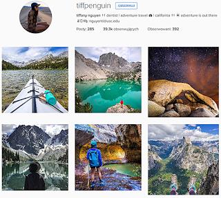 Tiffany Nguyen, ciekawe profile podróżnicze, Instagram, dentystka