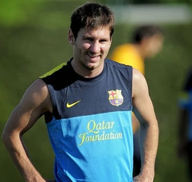 Messi 2013 Hairstyle Lionel New Haircut