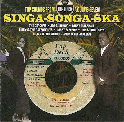 Top Sounds from Top Deck - Vol. 7 - Singa-Songa-Ska (1998)