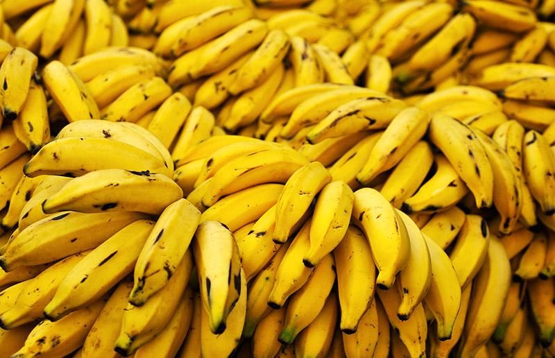Cinco receitas para você preparar quando a banana estiver bem madura!