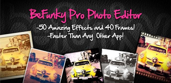 Descargar BeFunky Photo Editor Pro .apk