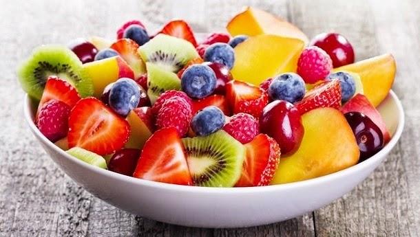 7 Frutas com baixo teor de açúcar