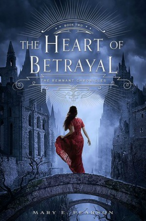 Book review: The Heart of Betrayal by Mary E. Pearson