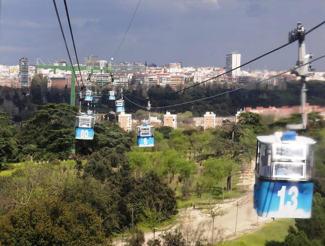 Teleférico de Madrid