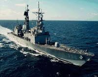 Kidd class destroyer