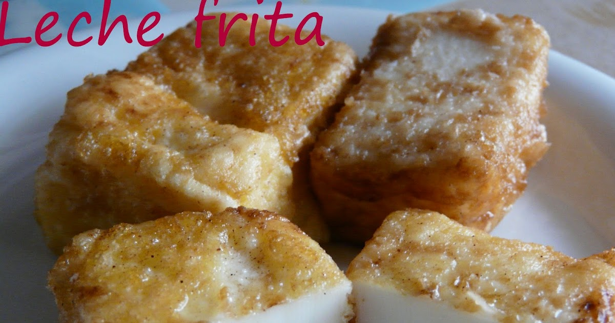 Cocinar con mycook leche frita - Cocinar calabaza frita ...