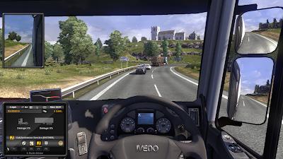 Euro Truck Simulator 2 IVEDO