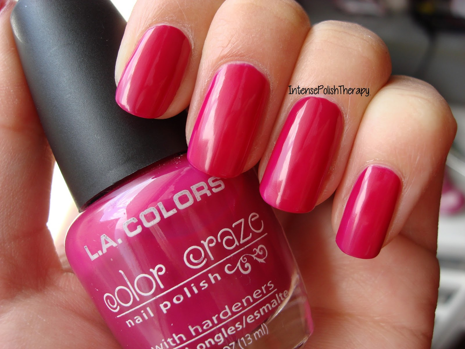 Intense Polish Therapy: L.A. Colors Swatches & Review