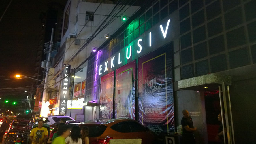 Exklusiv Nightclub Manila Jakarta100bars Nightlife