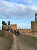 Visita a Badajoz