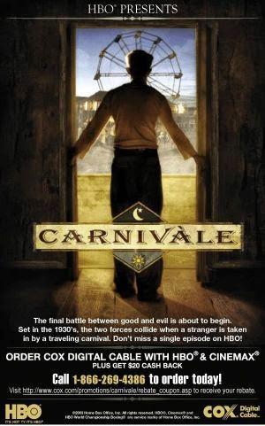 Carnivale – A vándorcirkusz 1. évad online sorozat