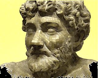 Aesop mosaic