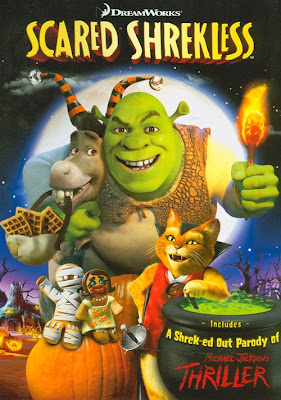 G Chn Tinh Tt Bng: Ma Halloween - Scared Shrekless 2010