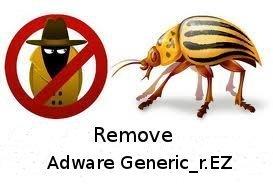 entfernen Adware Generic_r.EZ