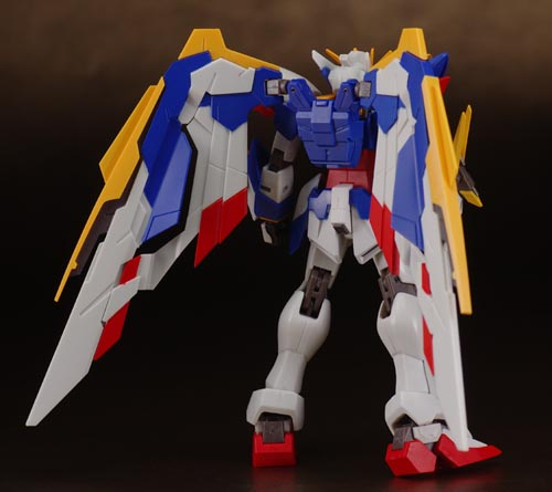 Robot Wing Gundam figure