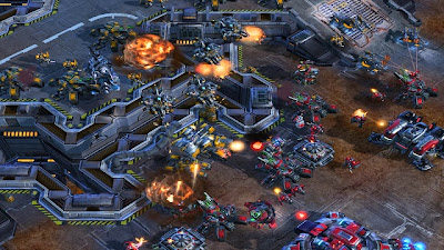 Free Download StarCraft II game