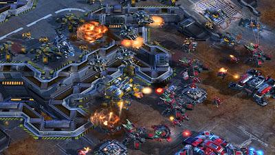 Free Download StarCraft II game