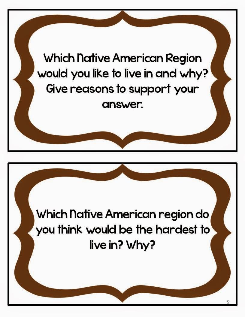 Native american writing